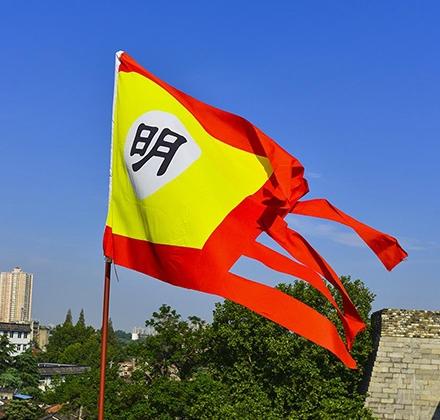 热升华旗帜